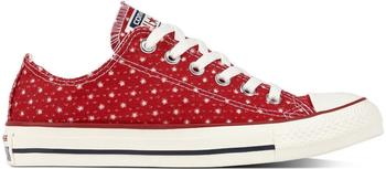 Converse Chuck Taylor All Star Perf Stars gym red/garnet/athletic navy