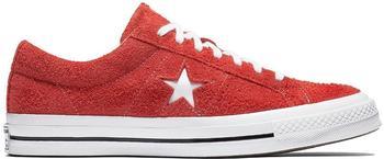 Converse One Star Premium Suede red/white/white (158434C)