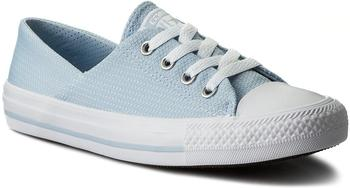 Converse Chuck Taylor All Star Coral Micro Dot Knit porpoise/white/white