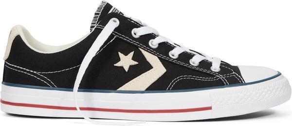 Converse Star Player Ox - black/milk