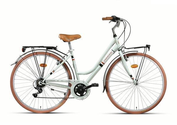 Montana Bike Streetland 28 Zoll RH 46 cm 7-Gang Damen grün