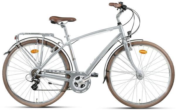 Montana Bike Lunapiena 28 Zoll RH 54 cm 21-Gang Shimano Altus grau