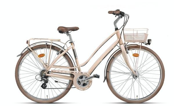 Montana Bike Lunapiena 28 Zoll RH 48 cm 21-Gang Shimano Altus Damen rosa