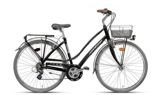 Montana Bike Lunapiena 28 Zoll RH 44 cm 21-Gang Damen schwarz