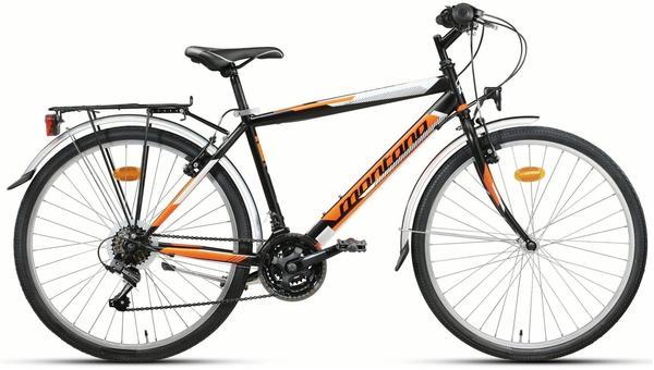 Montana Bike Escape 26 Zoll RH 38 cm schwarz/orange