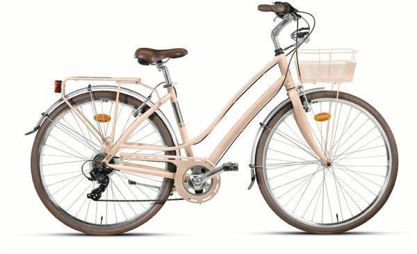 Montana Bike Lunapiena 28 Zoll RH 48 cm 7-Gang Damen rosa