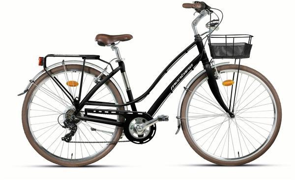 Montana Bike Lunapiena 28 Zoll RH 44 cm 7-Gang Damen schwarz