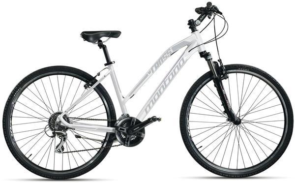 Montana Bike X-Cross 28 Zoll RH 40 cm Damen weiß