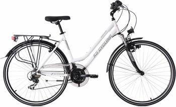 KS-CYCLING Montreal 28 Zoll RH 48 cm Damen weiß