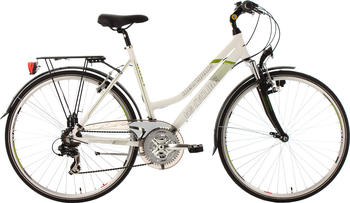 KS-CYCLING Metropolis 28 Zoll RH 53 cm Damen weiß