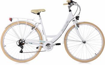KS-CYCLING Toskana 28 Zoll RH 48 cm Damen weiß