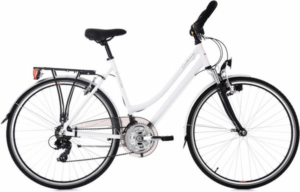 KS Cycling Canterbury Multipositionslenker Damen (weiß)