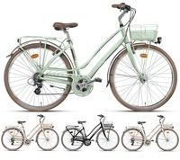 Montana Bike Lunapiena 28 Zoll RH 44 cm 21-Gang Damen rosa