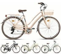 Montana Bike Lunapiena 28 Zoll RH 44 cm 7-Gang Damen rosa