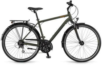 "Winora Domingo 24 Herren olive/black matte 48cm (28"") 2020 Tourenräder"
