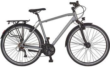 "Prophete Trekkingrad ENTDECKER 20.BMT.10 Trekking-Bike 28"" Herren grau"