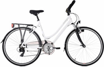 "KS Cycling Canterbury 28"" Multipositionslenker Damen (weiß)"