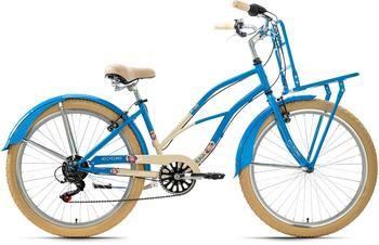 KS Cycling Beachcruiser Kahuna (blue)