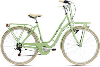 KS-CYCLING Swan 28 Zoll RH 48 cm Damen grün