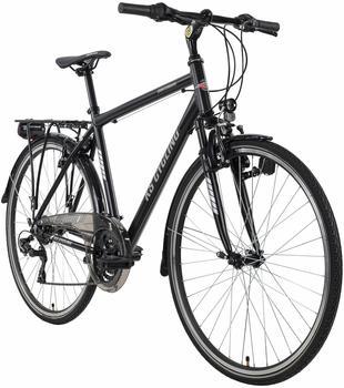 KS-CYCLING Canterbury 2020 28 Zoll RH 58 cm schwarz matt