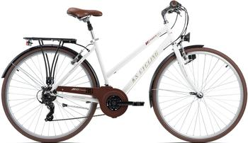 KS-CYCLING KS Cycling Trekkingrad Venice, 21 Gang Shimano Tourney Schaltwerk, Kettenschaltung 48 cm
