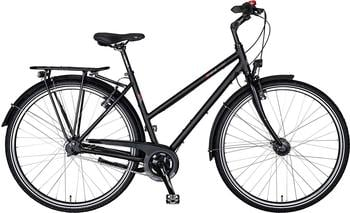 vsf fahrradmanufaktur T-50 Trapez Nexus 7-Gang RT V-Brake schwarz 45cm 2021 Trekkingrad