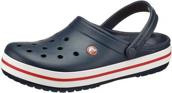 Crocs Crocband navy/white/red