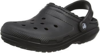 Crocs Classic Fuzz Lined Clog black/black