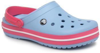 Crocs Crocband chambray blue/paradise pink