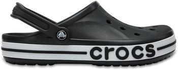 Crocs Bayaband Clogs black/white