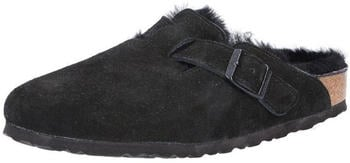 Birkenstock Boston Shearling (normal) schwarz