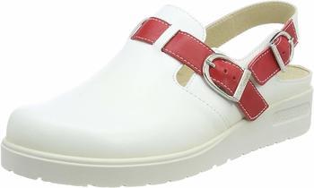 Berkemann Tec-Pro-Iver white/red