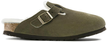 Birkenstock Boston Shearling (normal) forest
