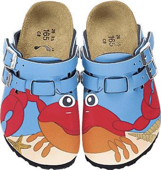 Birki's Kay crab blue