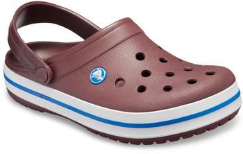 Crocs Crocband burgundy/white