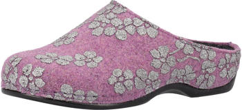 Berkemann Fabia (01044) antique pink/floral felt