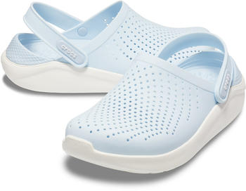 Crocs LiteRide Clog mineral blue/white