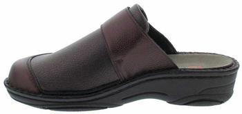 Berkemann Giorgina (03428) bordeaux metallic/leather stretch