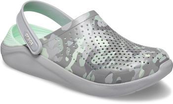 Crocs Literide Printed Camo Clog (206491)