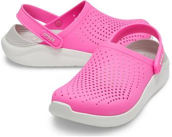 Crocs LiteRide Clog electric pink