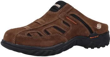 Dockers Clogs (36LI005) brown