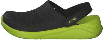 crocs-literide-clog-black-lime-punch