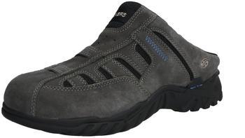 Dockers Clogs (36LI005) asphalt/blue