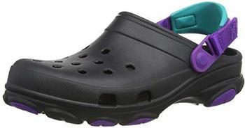 crocs-classic-all-terrain-clog-schwarz-violett-206340-09v
