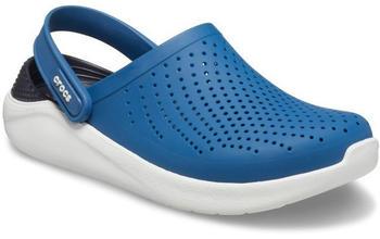 Crocs LiteRide blau/weiß/schwarz (204592-4SB)
