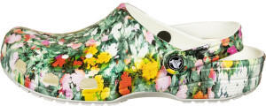 Crocs Classic Printed Floral Clog (206376) floral white multi