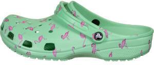 Crocs Classic Vacay Vibes Clog (206375) mint