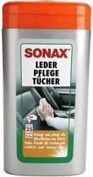 Sonax LederPflegeTücher (25 Stück)