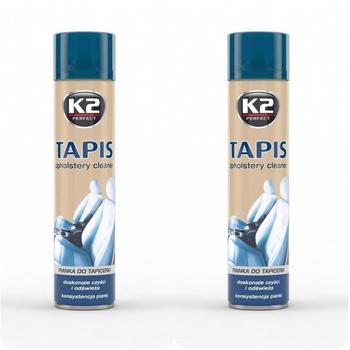 K2 Tapis Autositz-Reiniger (600 ml)