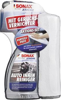 Sonax 2219410 AktionsSet XTREME AutoInnenReiniger mit MicrofaserTuch